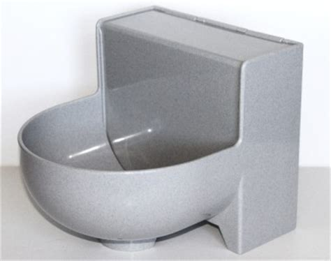 automatic water bowl automatic self refilling watering bowl for cat pet fresh water 24hrs 10x9x9 quot ebay