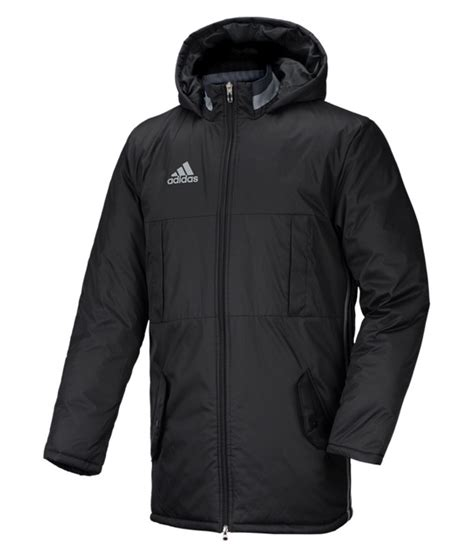 Jaket Parka Tipe A Real Madrid Black adidas condivo 16 stadium jacket winter sports