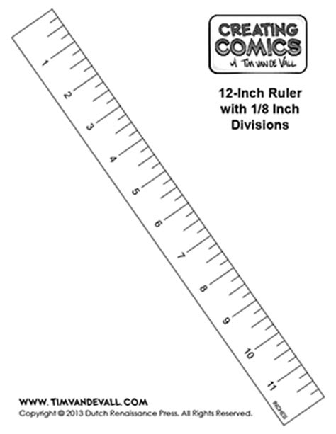 How To Make A Paper Ruler - avantfind