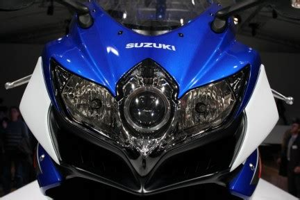 Lu Projector Motor Satria Fu bike show 2008 gsx r 750 is here a for hayabusa