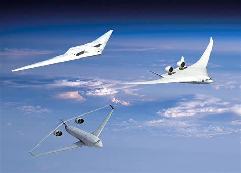 design is in the air new ideas for greener aircraft nasa