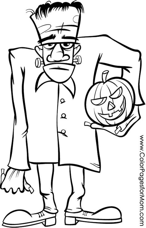 frankenstein coloring pages frankenstein coloring coloring pages