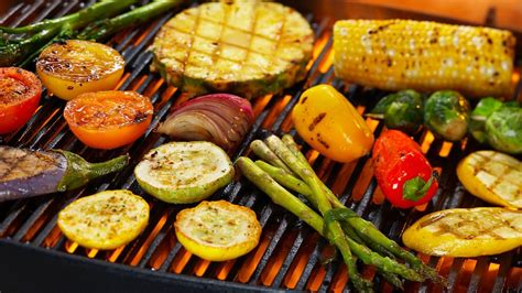 barbecue vegetables how to grill 6 summer vegetables abc news