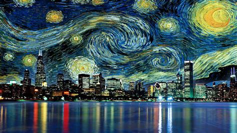 starry night climate change the next generation van gogh weather