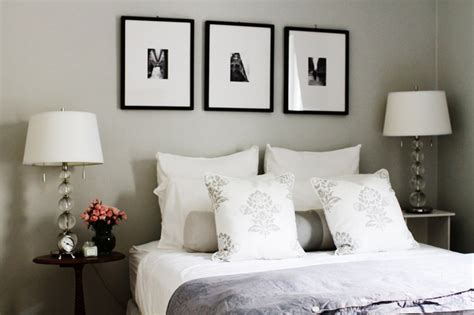 Frames Above Bed Black And White Tri Frame Collage Above Bed Dreamy Photo Decor Pinterest Grey Wooden