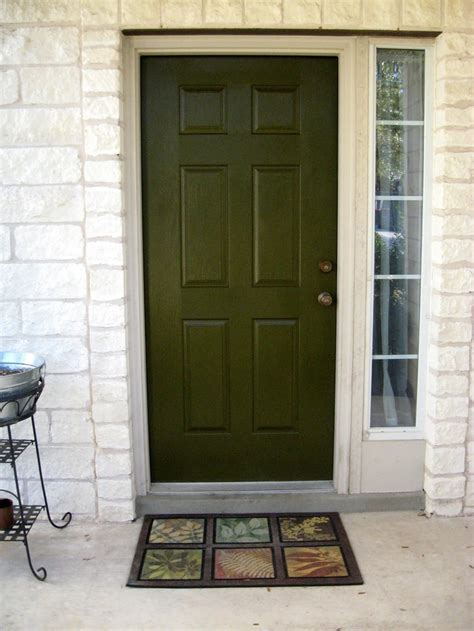 17 Best Images About Shut The Front Door Colors On Olive Green Front Door