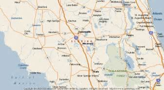 map of micanopy florida map of micanopy