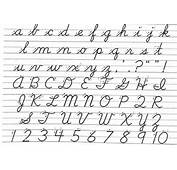 Handwriting Free Tattoo Cursive Fonts Modern Tracers