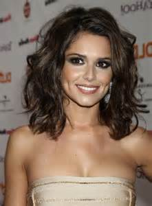 Shoulder length hairstyle for 2014 sexy messy wavy hair style getty