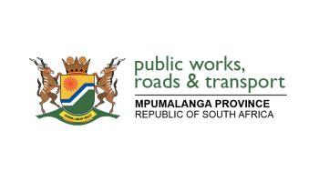 mpumalanga department  public works roads transport
