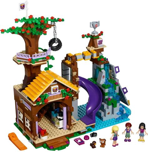 Lego Friends Brick Sy832 Adventure C Tree House heartlake times lego friends 2016 official set images