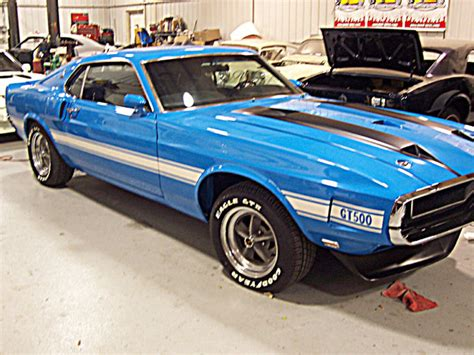 1972 mustang shelby gt500 riter restorations 1970 shelby mustang
