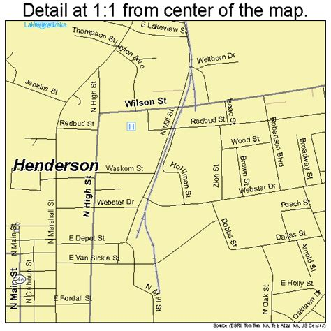 henderson texas map henderson texas map 4833212
