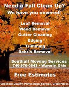 Logos and flyers gopherhaul landscaping amp lawn care business