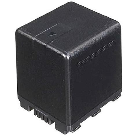 Battery Panasonic Vw Vbn260 panasonic vw vbn260 battery pack 2500mah vw vbn260 b h photo