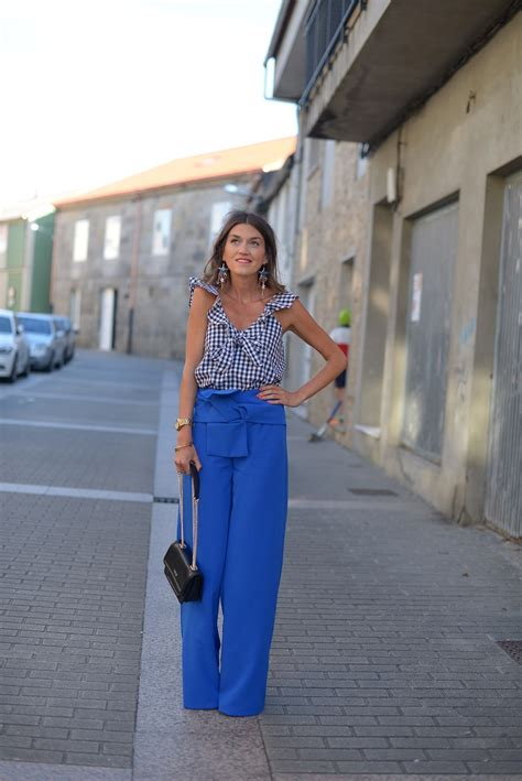 Florie Blouse palazzo florie style
