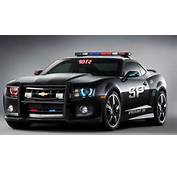 Cop Car When That Came Out But The Camaro Just Plain Looks NASTY