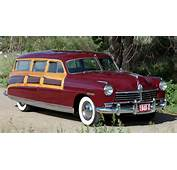 One Of None Step Down Hudson Woodie Station Wagon To Cross The Block