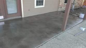 epoxy floor coatings stained concrete patio prosper