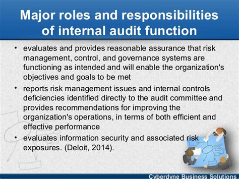 Auditors Duties And Responsibilities by In Persuit Of Perfection Auditor The Gate Keepers Of Ethics