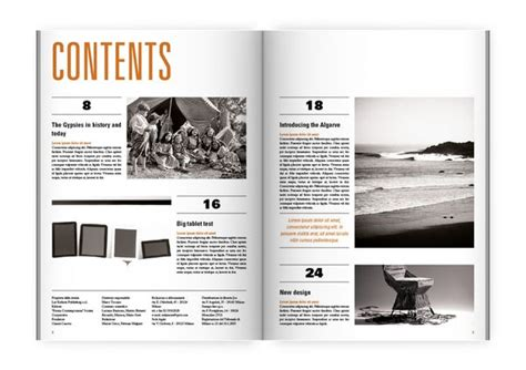 magspreads editorial design and magazine layout