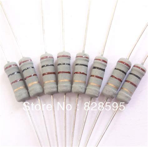 Resistor 5w 100 Ohm 100 ohm resistor walmart 28 images 100 x resistors 820