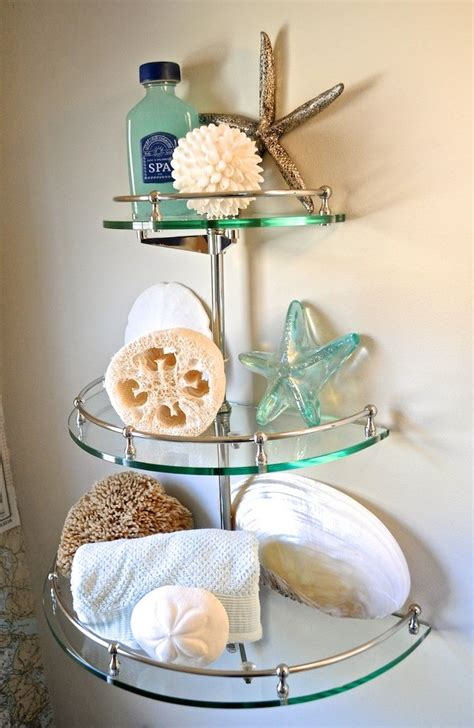 pottery barn bathroom shelves best 25 glass bathroom ideas on pinterest modern