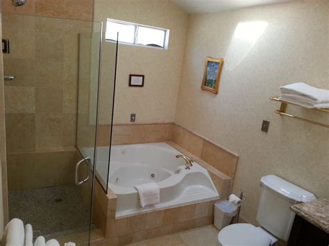 walk in jacuzzi bathtub cottage suite master suite bathroom with jacuzzi tub and