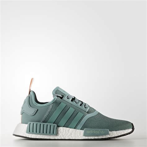 adidas nmd r1 vapour stell adidas w nmd r1 vapour steel pink stripe
