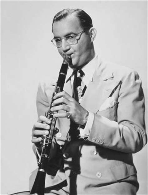 swing benny goodman some ask why i still play the big bands dick carr s big