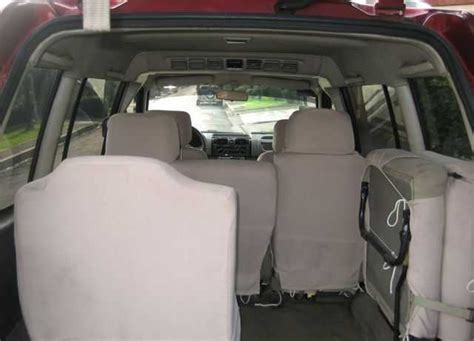 adventure mitsubishi interior mitsubishi adventure gls sport 2005 for sale from davao