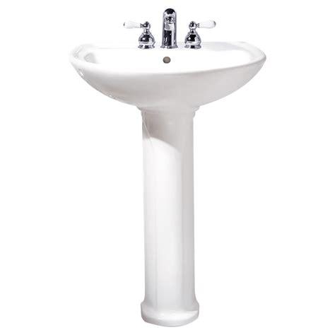 24 Inch Bathroom Sink by Cadet 24 Inch Pedestal Sink American Standard