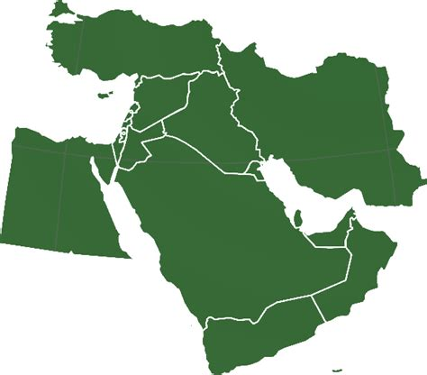 middle east map in 2020 file middle east cropped orthographic projection png