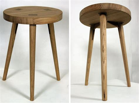 Wooden Stool by 229 Sta Stool By Karin Ekwall