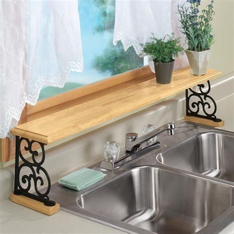 the kitchen sink shelf ideas best 25 small space organization ideas on