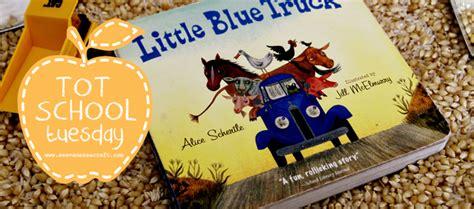 little blue trucks halloween 0544772539 tot tuesday little blue truck sensory play see vanessa craft