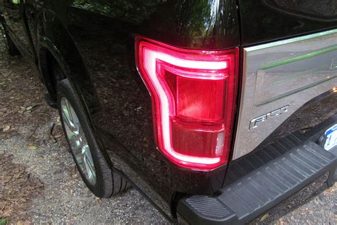 2016 ford f150 tail lights 2016 ford f 150 limited review digital trends