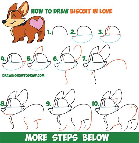 doodle draw fb messenger how to draw biscuit the from messenger