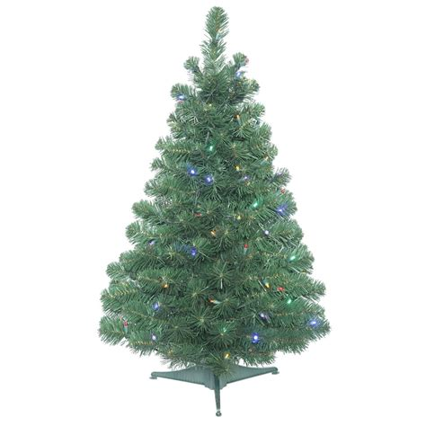 vickerman 3 prelit oregon fir artificial christmas tree