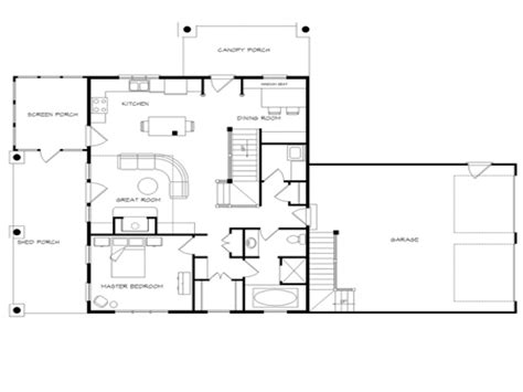 open floor plans with wrap around porch log home plans with open floor plans log home plans with