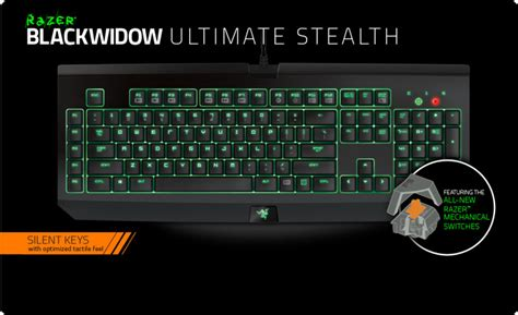 Top Razer Blackwidow Ultimate Mechanical Pc Gaming by Buy Razer Blackwidow Ultimate Mechanical Gaming Keyboard