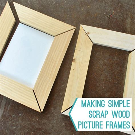 How To Make A Picture Frame Out Of Paper - 20 best diy photo picture frame tutorials it s always