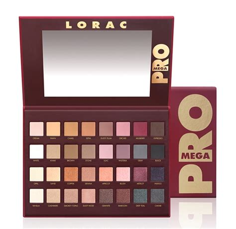 Lorac Mega Pro Palette Eyeshadow lorac 2014 the royal collection available soon