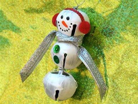 crafts with bells jingle bells snowman family crafts