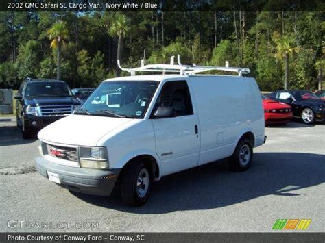2002 gmc safari cargo 2002 gmc safari cargo information and photos momentcar