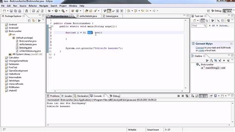 java tutorial on youtube java tutorial 6 schleifen youtube