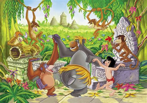 pictures of the jungle book characters 301 moved permanently