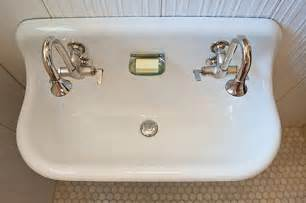vintage trough sink bathroom vintage trough sink google search bathrooms