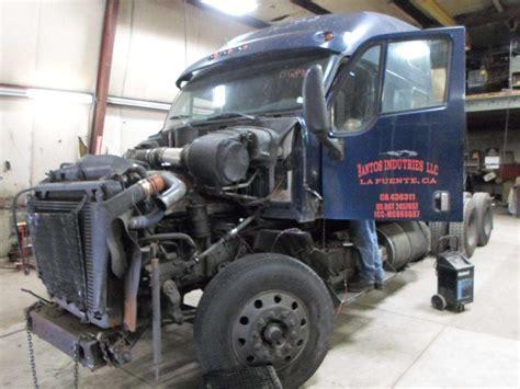 kenworth salvage parts 2001 kenworth t2000 salvage truck for sale hudson co