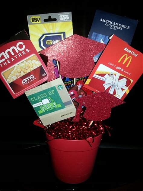 Inexpensive Gift Cards - cheap homemade gifts for college grad